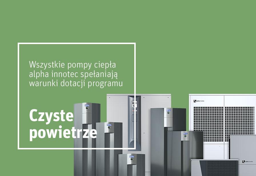 pompy ciepła Łódź
